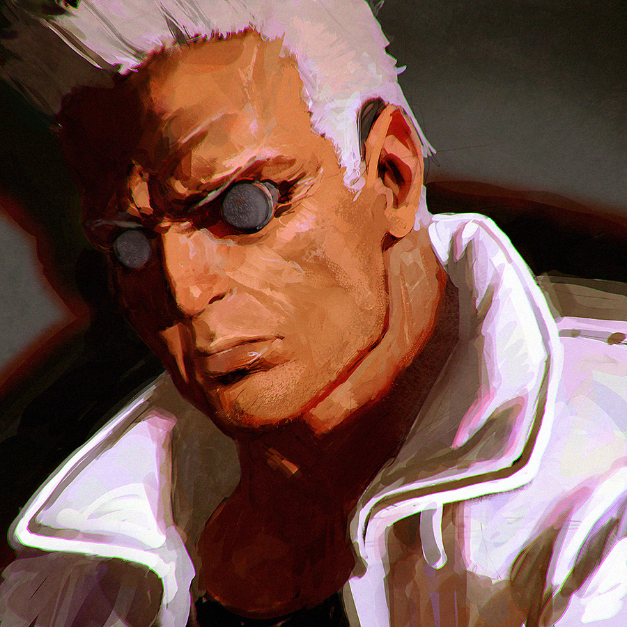 Batou By Kuvshinov Ilya On Deviantart