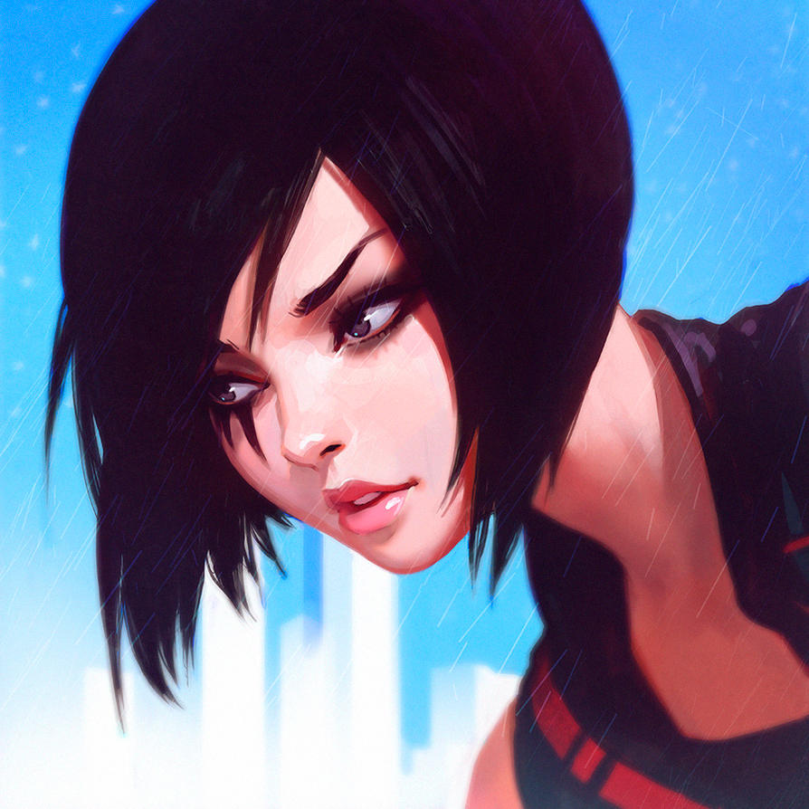 Faith by Kuvshinov-Ilya