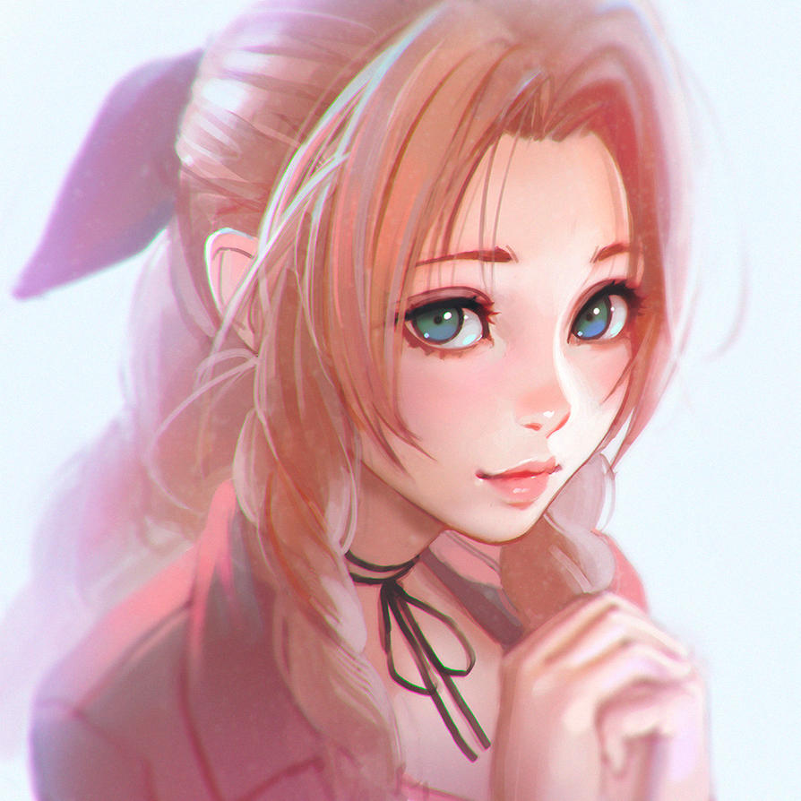 Aerith by KR0NPR1NZ
