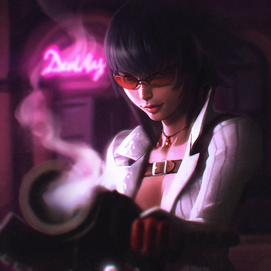 DMC4 Lady by Kuvshinov-Ilya