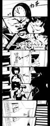 Sleepyhead Comic by Kuvshinov-Ilya