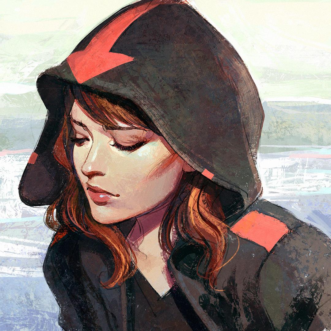 Hood by Kuvshinov-Ilya