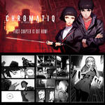 First Chapter of ChromatiQ is out now!