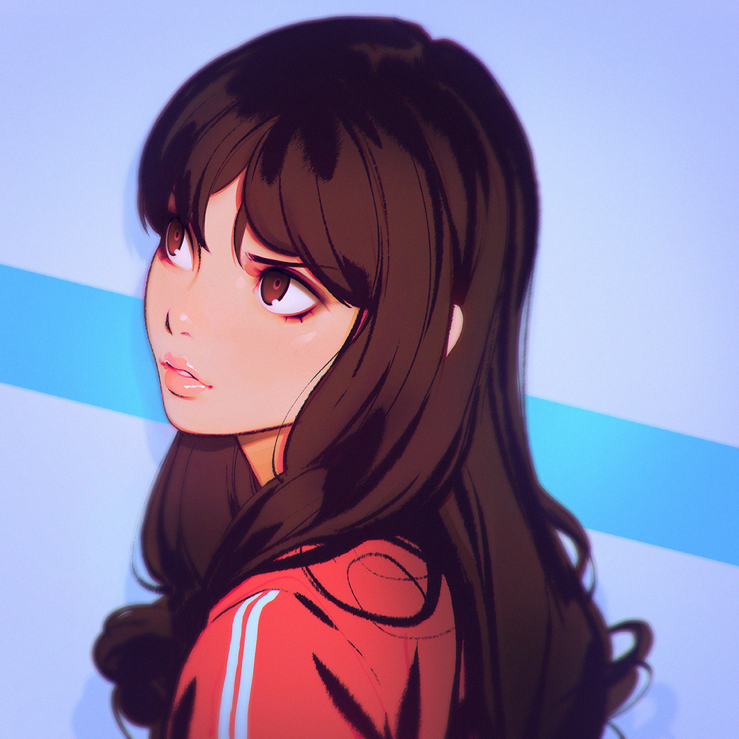 Higher By Kuvshinov-Ilya On DeviantArt