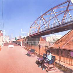 Bridge by Kuvshinov-Ilya