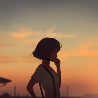 Afterglow by Kuvshinov-Ilya