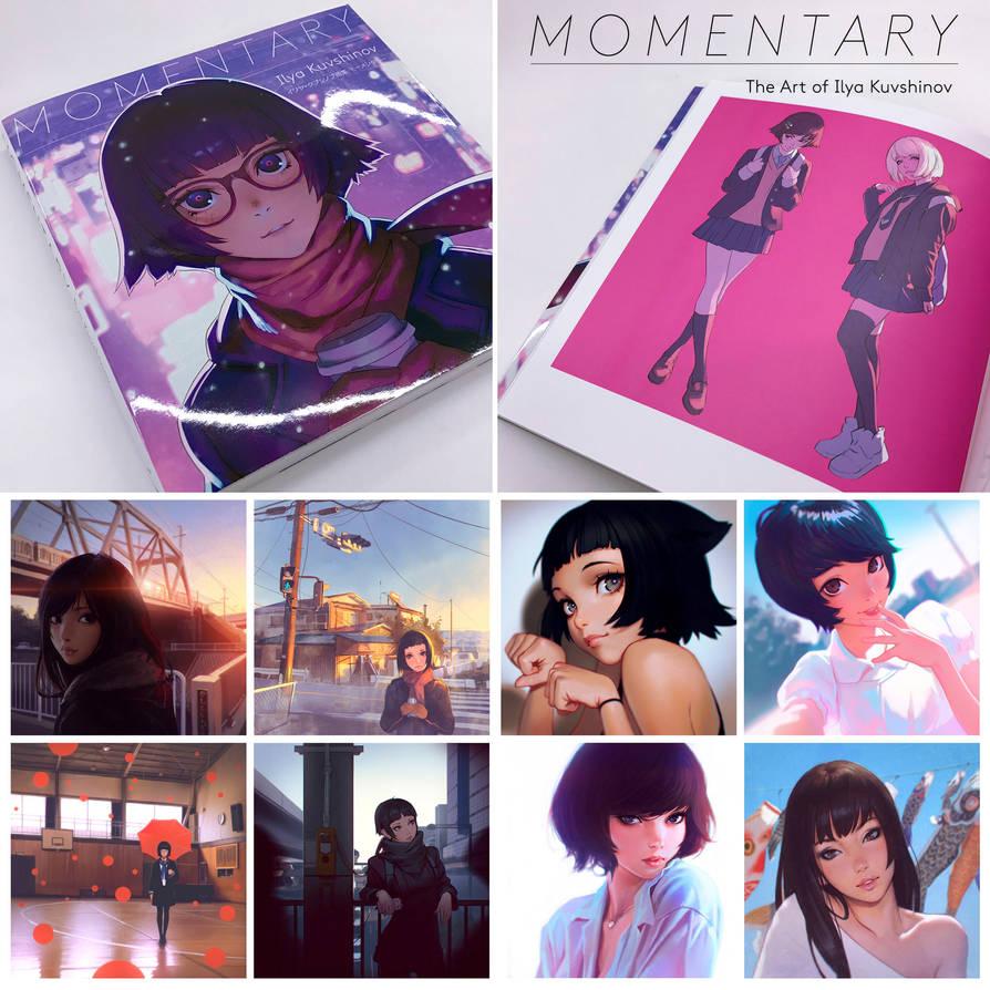 Momentary Pr 2 by Kuvshinov-Ilya