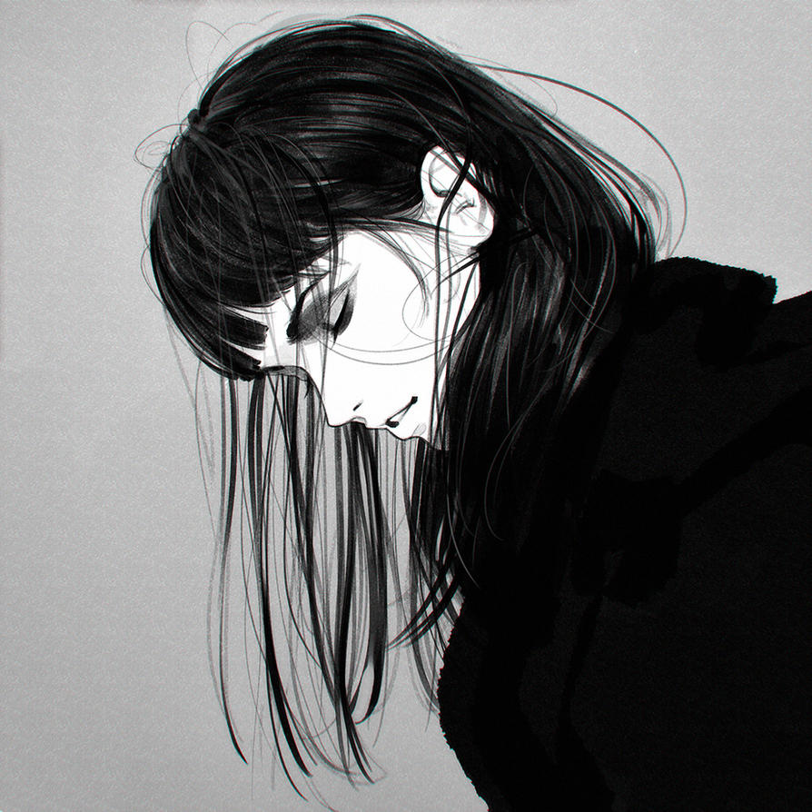 Rain By Kuvshinov-Ilya On DeviantArt