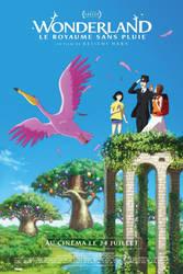 Birthday Wonderland movie poster, France version by Kuvshinov-Ilya