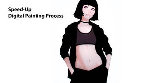 Speed-Up Digital Painting Process