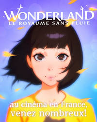 The Wonderland is out in cinemas of France today!