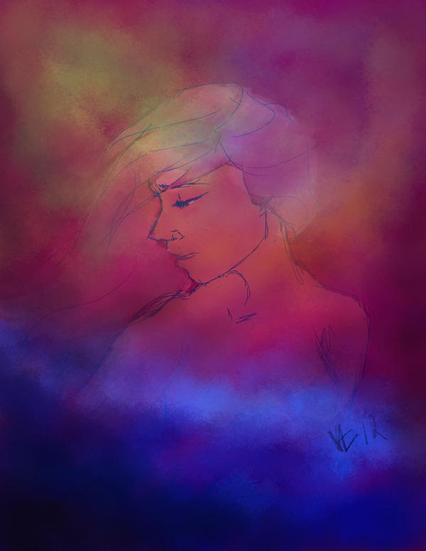 :mad world: by RedHandedJill44