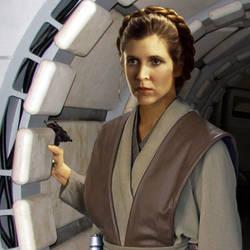 Leia Organa Solo, 50 ABY