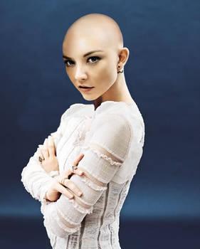 Natalie Dormer Full Bald
