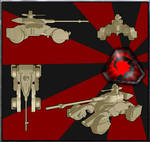 Nod Installer slide: Weevil Light Tank