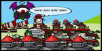 Tank Army Invasion by Midian-P