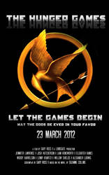 THG Fanmade Movie Poster by dpinkpunk