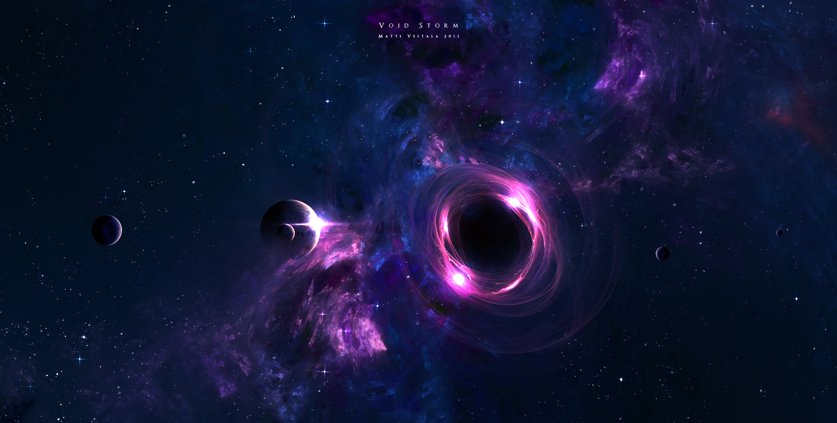 Image of: Void In Our Space By