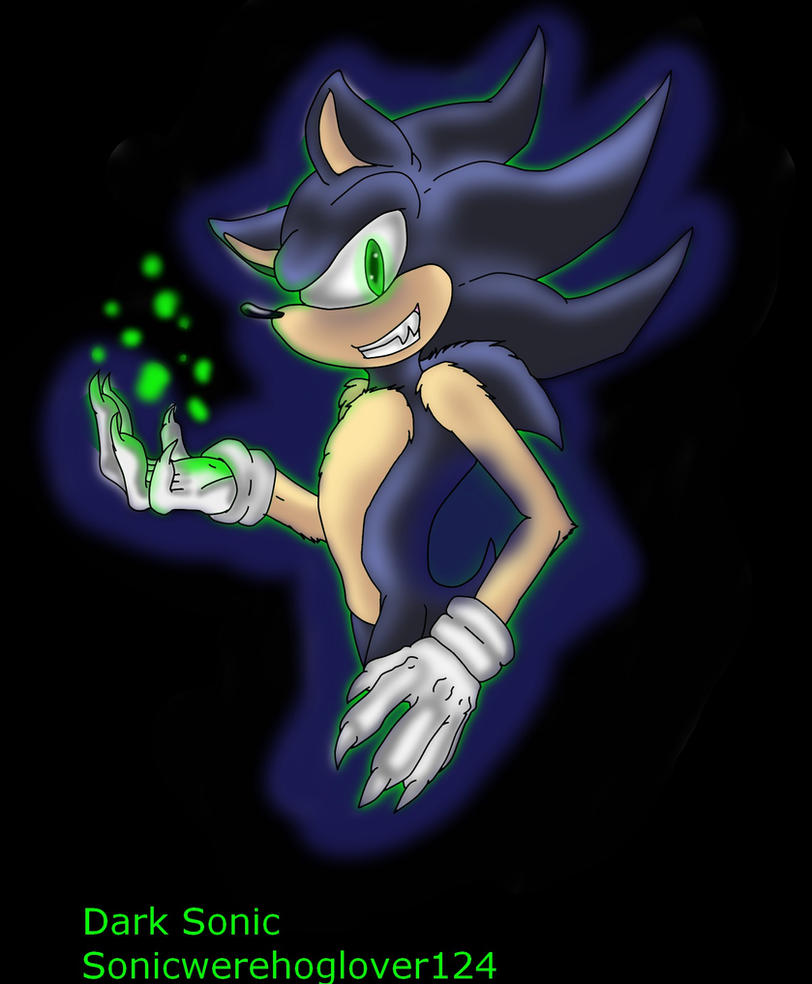 Dark Lights by sonicwerehoglover124