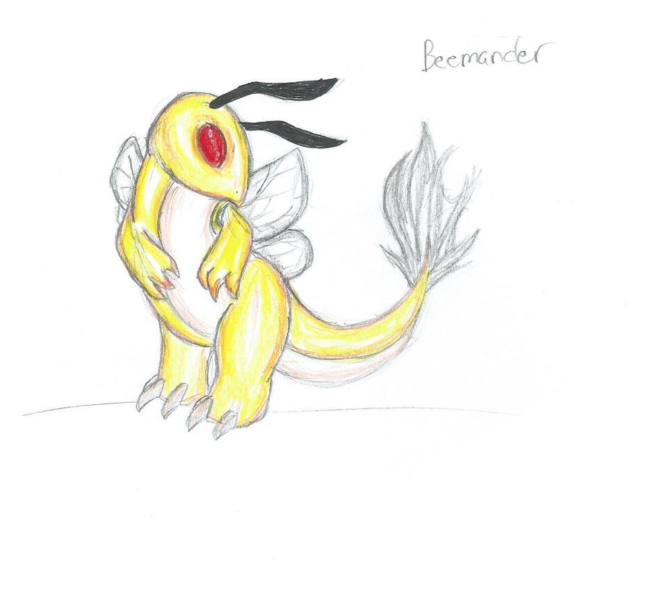 Beemander by sonicwerehoglover124