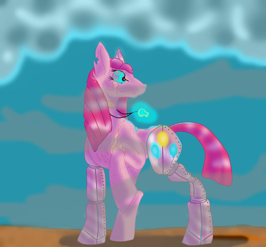 Future Pinkie Pie by sonicwerehoglover124
