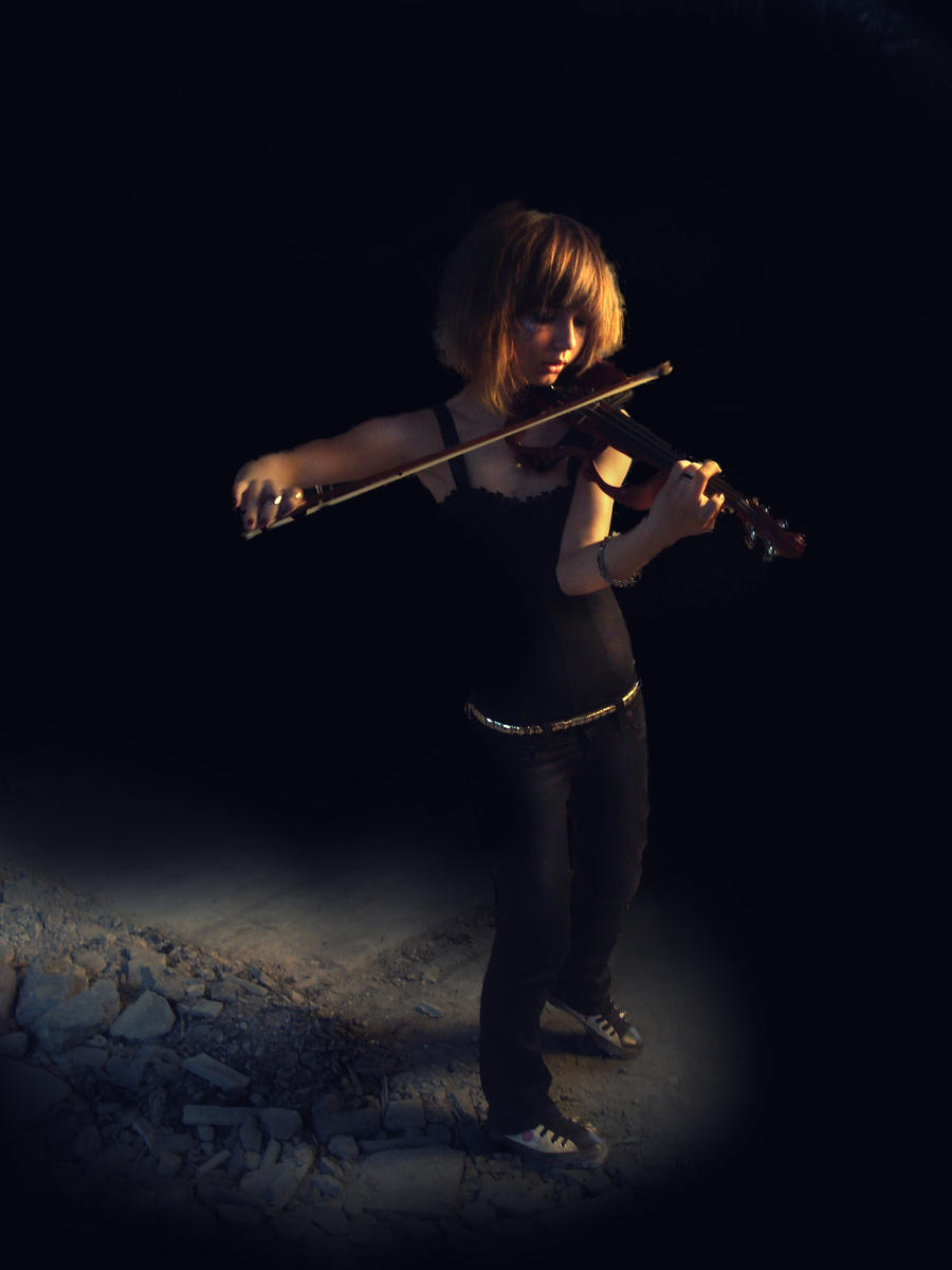 magic violin by kadencexiii - photo #1
