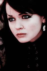 Gothic lady by Emmatyan