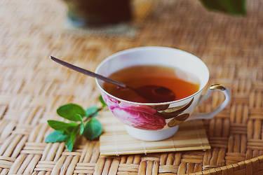 Tea party by Emmatyan