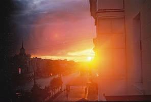 Sunset by Emmatyan