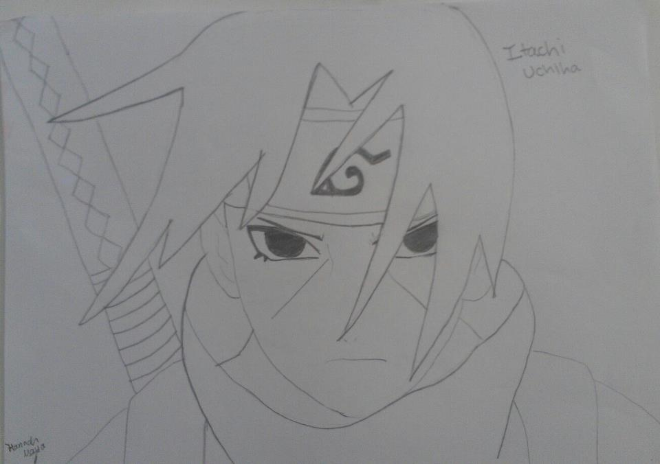 itachi uchiha anbu by fairytailfanatic123