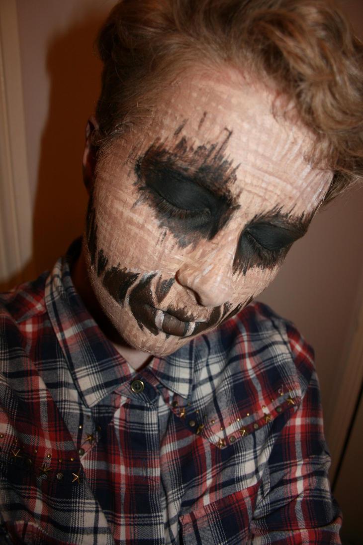 The Scarecrow by Unorijenal on DeviantArt