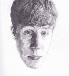 Self-Portrait 2 by son-of-mayhem