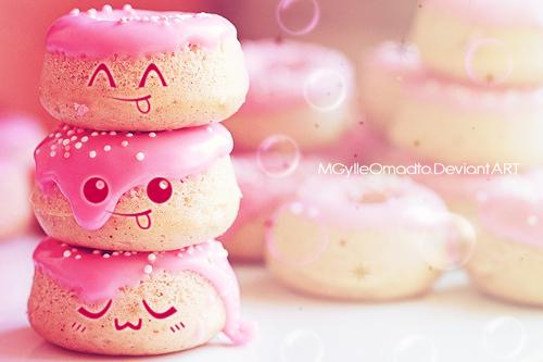 Happy Donuts by MGylleOmadto