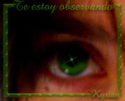 My eye by kyrichan