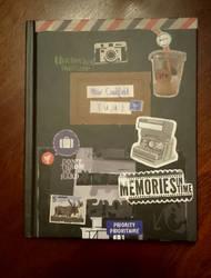 Life Is Strange Artbook /Max journal