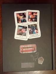 Life Is Strange Artbook /back cover
