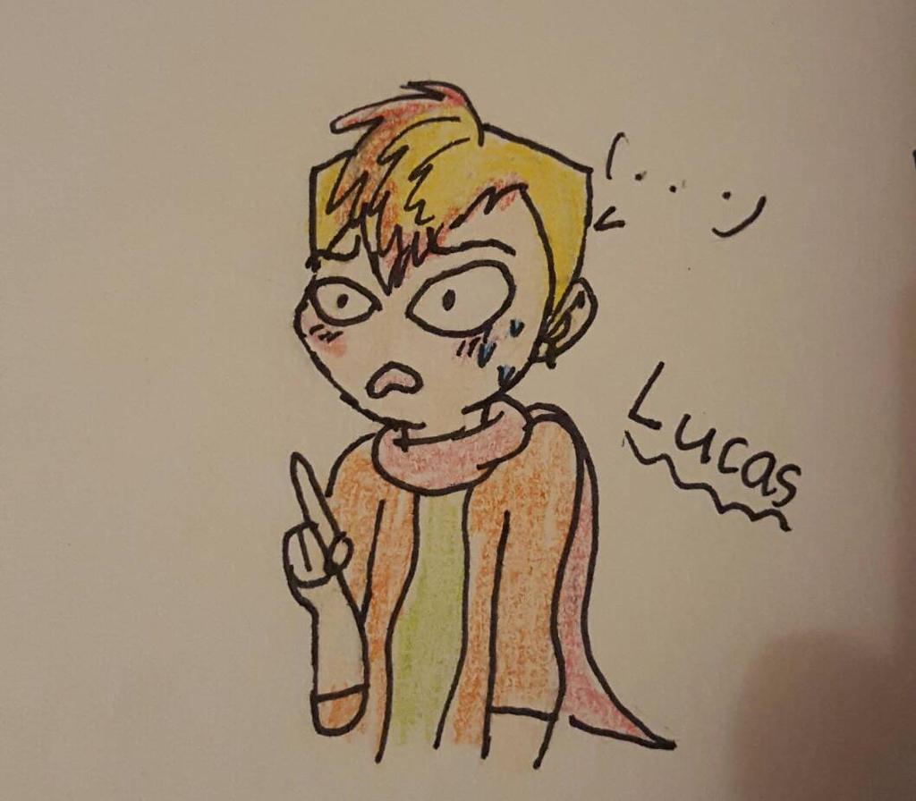 Lucas  by KitKatKatness