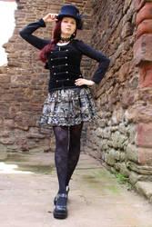 Steampunk elegance 1 by Amarie-Tinuviel