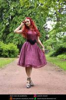 Romantic Garden 2 by Amarie-Tinuviel