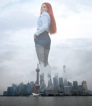 Overpowering The Skyline