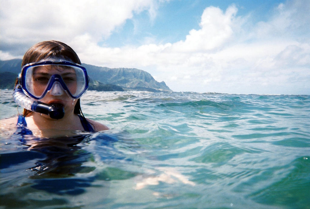 Snorkelling by screenname911