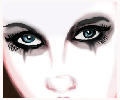 Eyes By Gothic Art