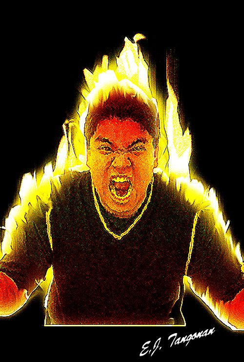 Dragon Fire by EJTangonan