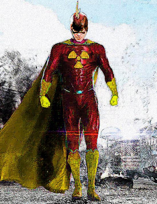Radioactive Man by EJTangonan