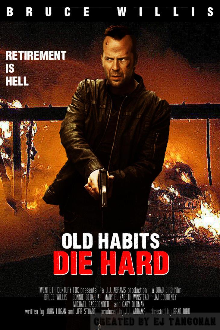 Die Hard 6 poster by EJTangonan