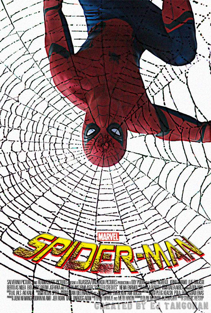 Marvels Spider-Man by EJTangonan