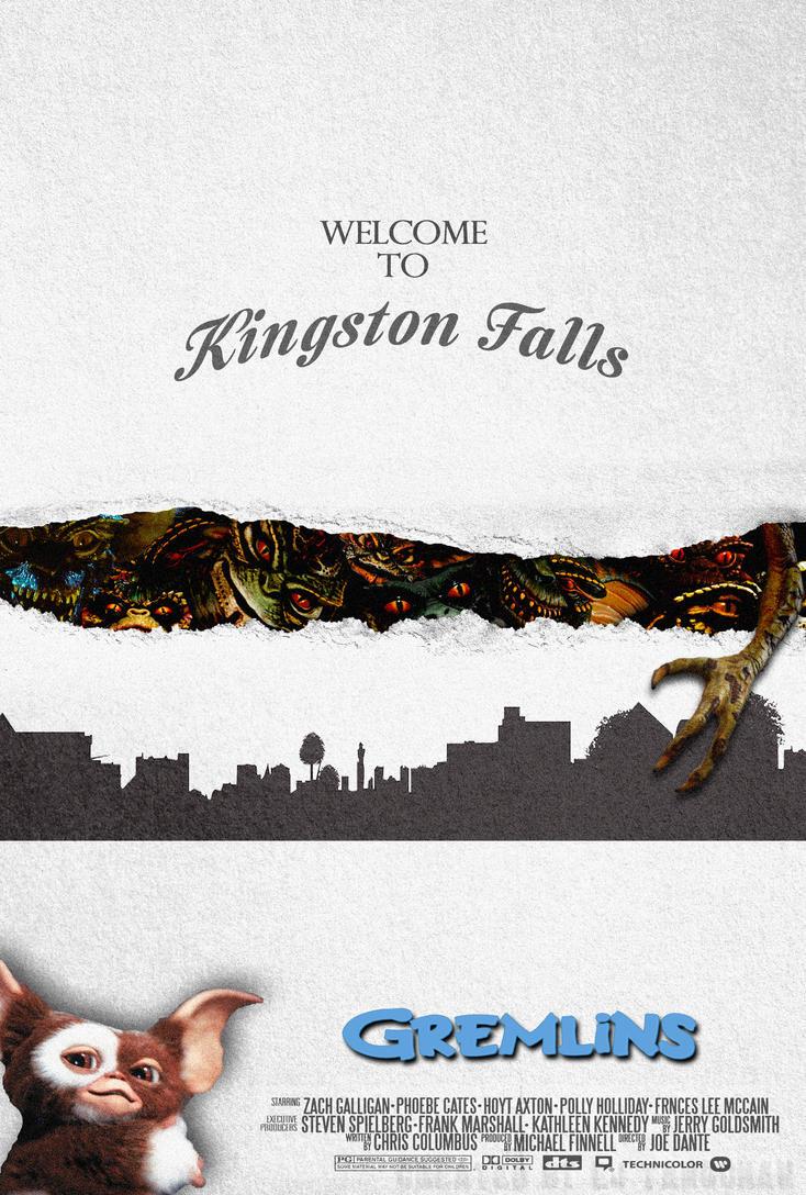 Gremlins fan poster by EJTangonan on DeviantArt
