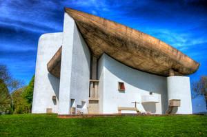 Le corbusier chapel