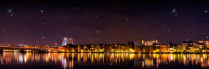 Aalborg by night2