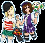Pokemon Me and Misa